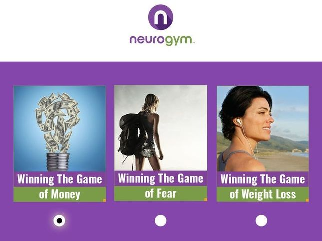 NeuroGym - 3 Programs